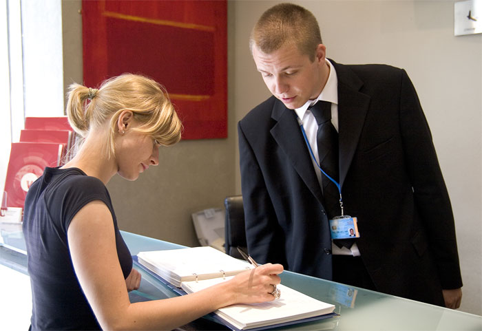 looking for security services in London